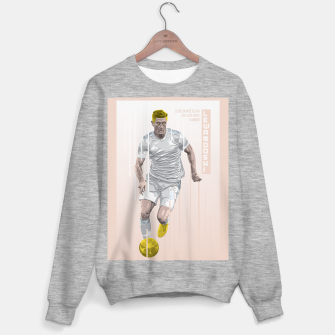 Thumbnail image of Golden Booters - Lewandoski Away Kit Variant Sweater regular, Live Heroes