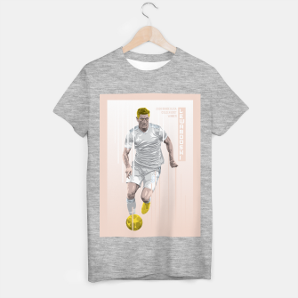 Thumbnail image of Golden Booters - Lewandoski Away Kit Variant T-shirt regular, Live Heroes