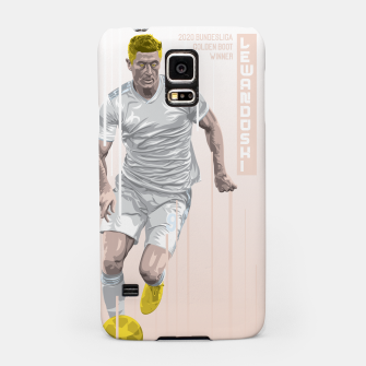 Thumbnail image of Golden Booters - Lewandoski Away Kit Variant Samsung Case, Live Heroes