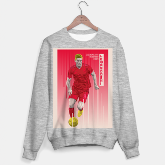 Thumbnail image of Golden Booters - Lewandoski Sweater regular, Live Heroes