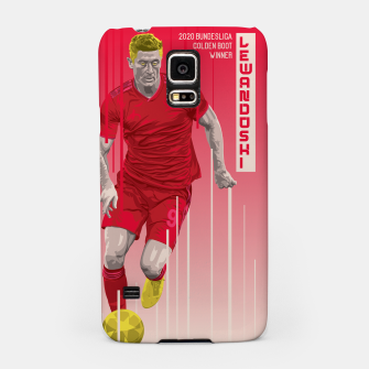 Thumbnail image of Golden Booters - Lewandoski Samsung Case, Live Heroes
