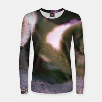 Thumbnail image of Missy bear  Women sweater, Live Heroes