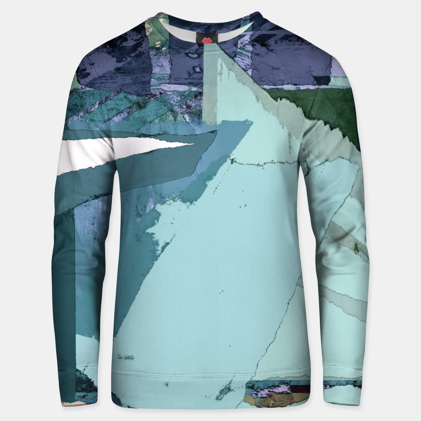 Image of Offset Unisex sweater - Live Heroes