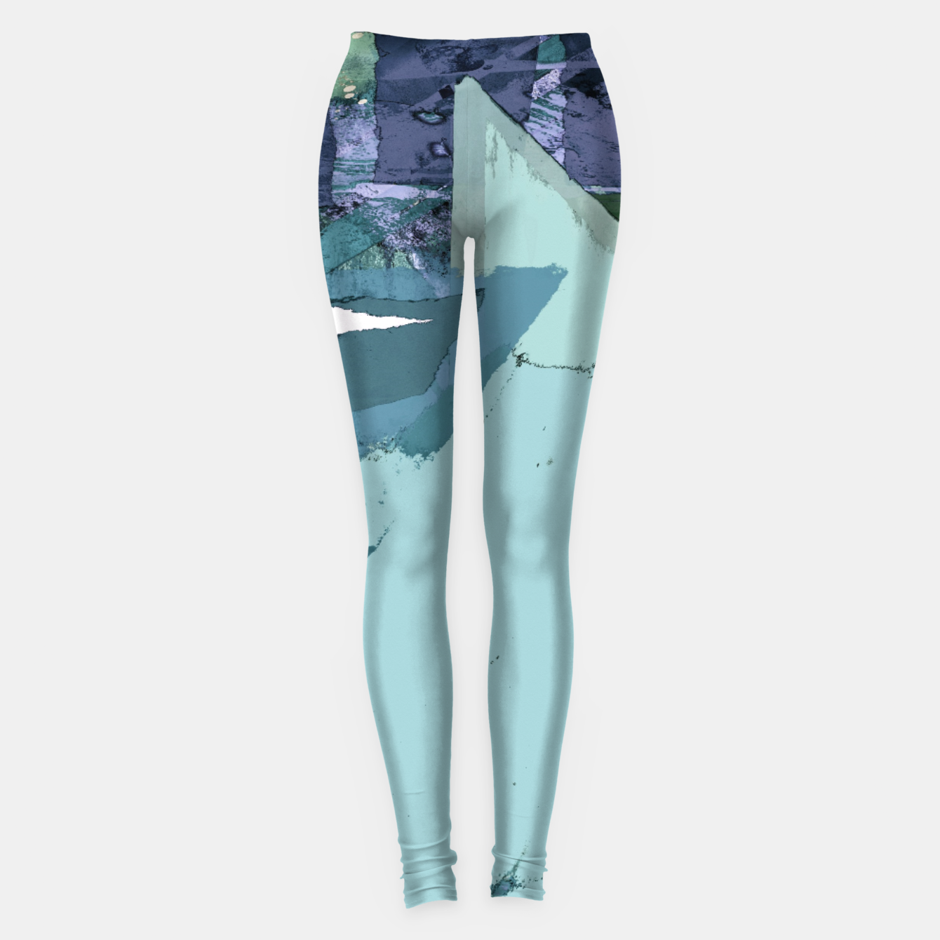 Image of Offset Leggings - Live Heroes