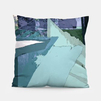 Thumbnail image of Offset Pillow, Live Heroes