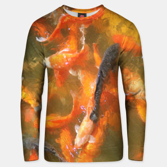 Miniatur Fishes Unisex sweater, Live Heroes