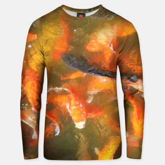 Thumbnail image of Fishes Unisex sweater, Live Heroes