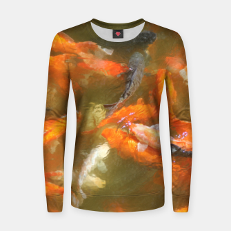 Thumbnail image of Fishes Women sweater, Live Heroes