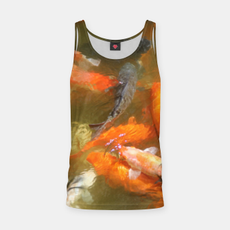Miniatur Fishes Tank Top, Live Heroes