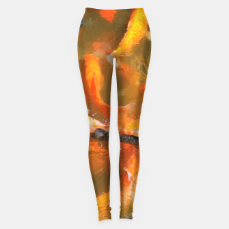 Thumbnail image of Fishes Leggings, Live Heroes
