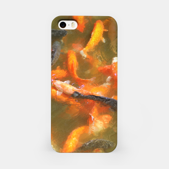 Miniatur Fishes iPhone Case, Live Heroes