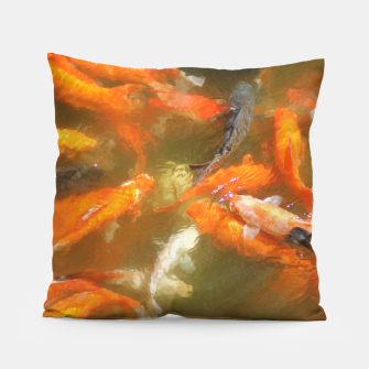 Thumbnail image of Fishes Pillow, Live Heroes