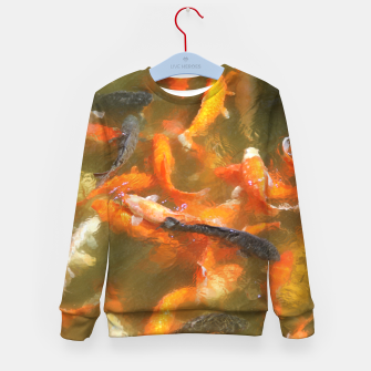Thumbnail image of Fishes Kid's sweater, Live Heroes