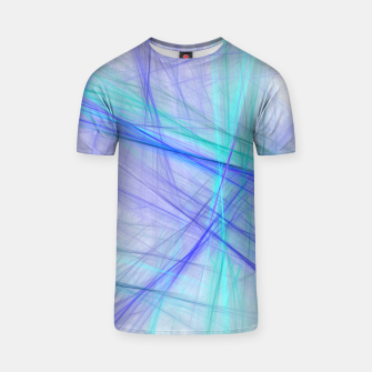 Thumbnail image of Abstract Fractal Art T-shirt, Live Heroes