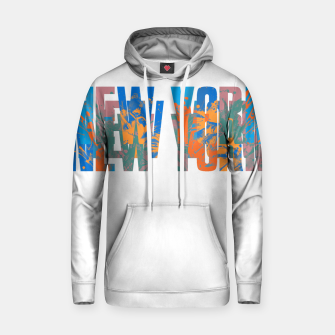Thumbnail image of new york Hoodie, Live Heroes