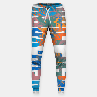 Miniatur new york Sweatpants, Live Heroes