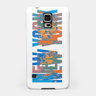 new york Samsung Case obraz miniatury