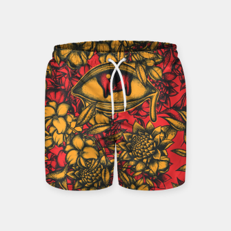 Thumbnail image of Floral Eye Swim Shorts, Live Heroes
