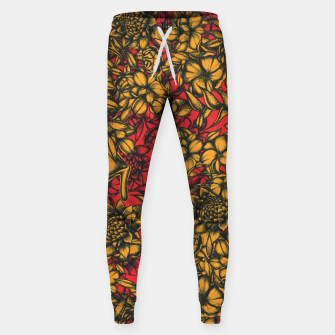 Thumbnail image of Floral Eye Sweatpants, Live Heroes