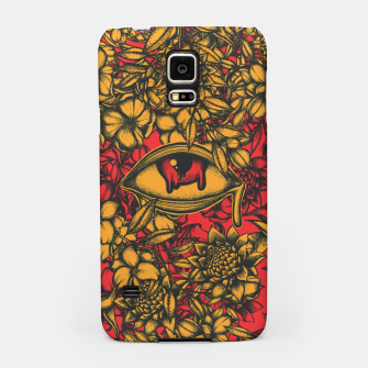 Thumbnail image of Floral Eye Samsung Case, Live Heroes