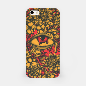 Thumbnail image of Floral Eye iPhone Case, Live Heroes