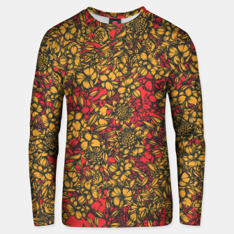 Thumbnail image of Just Flowers Unisex sweater, Live Heroes