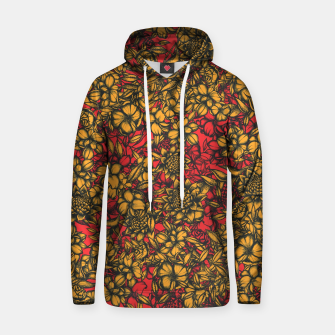 Thumbnail image of Just Flowers Hoodie, Live Heroes