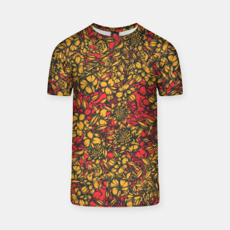 Thumbnail image of Just Flowers T-shirt, Live Heroes