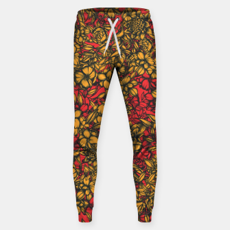 Thumbnail image of Just Flowers Sweatpants, Live Heroes