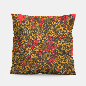 Thumbnail image of Just Flowers Pillow, Live Heroes