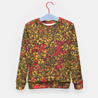 Thumbnail image of Just Flowers Kid's sweater, Live Heroes