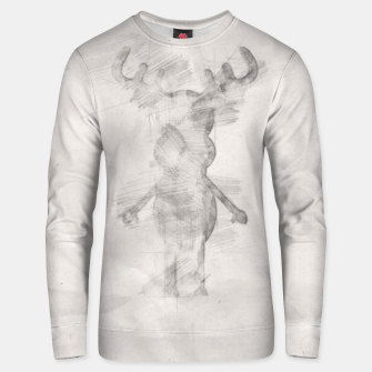 Thumbnail image of Rudy's Wonderland, the pencil contour one Unisex sweater, Live Heroes