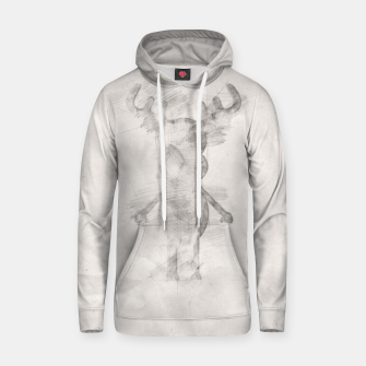 Thumbnail image of Rudy's Wonderland, the pencil contour one Hoodie, Live Heroes