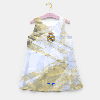 Thumbnail image of Alternative Real Madrid Power Vestido de verano para niñas, Live Heroes