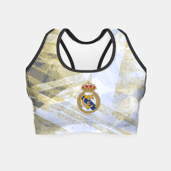 Thumbnail image of Alternative Real Madrid Power Crop Top, Live Heroes