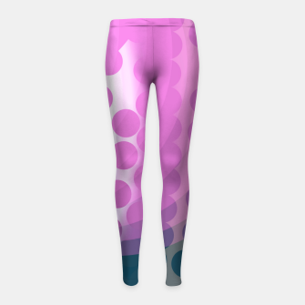 Thumbnail image of Pink tone Legginsy dziewczęce, Live Heroes