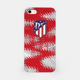 Thumbnail image of Alternative Atlético de Madrid Blood Carcasa por Iphone, Live Heroes
