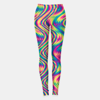 Thumbnail image of Abstract 8 Leggings, Live Heroes