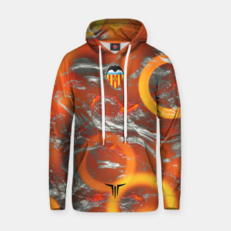 Miniatur Alternative Valencia Orange Magma Sudadera con capucha, Live Heroes