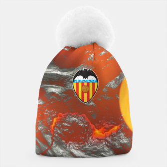 Miniatur Alternative Valencia Orange Magma Gorro, Live Heroes