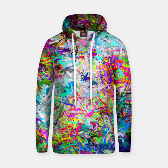Miniatur Abstract composition Hoodie, Live Heroes