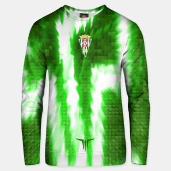 Miniatur Alternative Córdoba Energy Green Sudadera unisex, Live Heroes