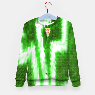 Thumbnail image of Alternative Córdoba Energy Green Sudadera para niños, Live Heroes