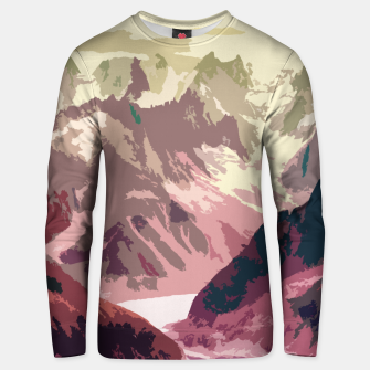 Miniatur Mountain River Unisex sweater, Live Heroes