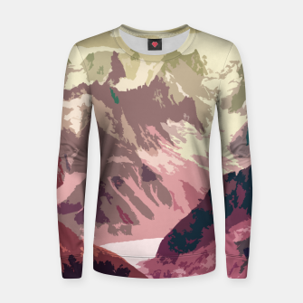Thumbnail image of Mountain River Women sweater, Live Heroes