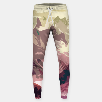 Miniatur Mountain River Sweatpants, Live Heroes