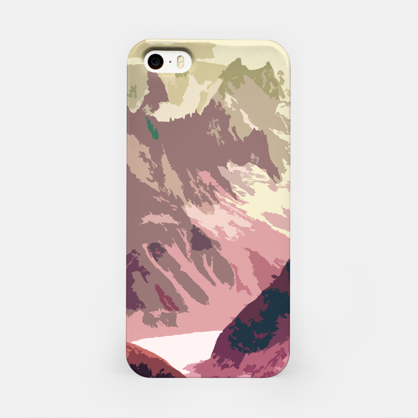 Zdjęcie Mountain River iPhone Case - Live Heroes