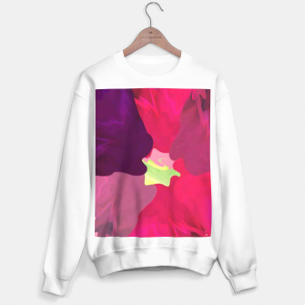 Thumbnail image of Flower power Sweater regular, Live Heroes