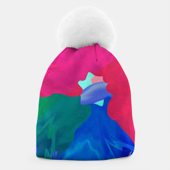 Thumbnail image of Flower power Beanie, Live Heroes