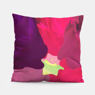 Thumbnail image of Flower power Pillow, Live Heroes